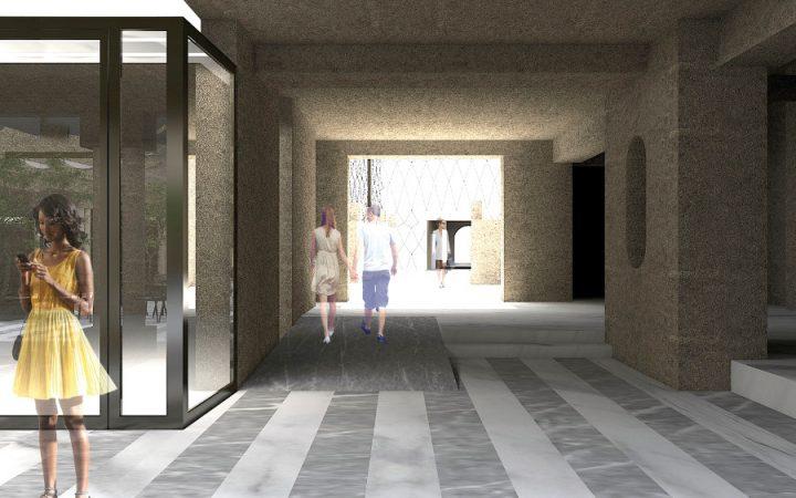 Spazi commerciali a Lugano centro - Quartiere Maghetti